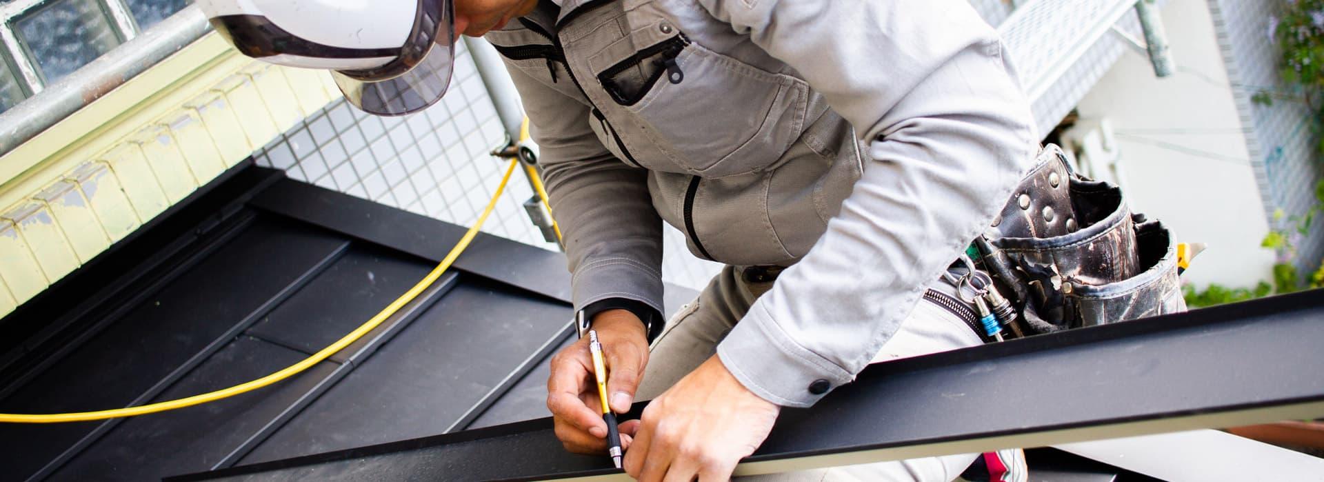 大阪での葺き替え・カバー工法・雨漏り修理など輝匠建業の料金一覧