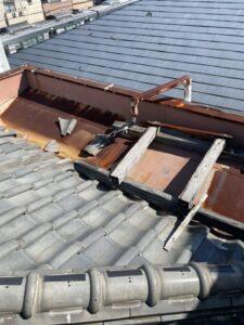 施工前屋根状況