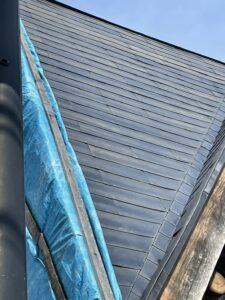 店舗屋根修繕工事